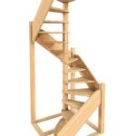 Лестница универсальная ЛЕС-1,2ВУ