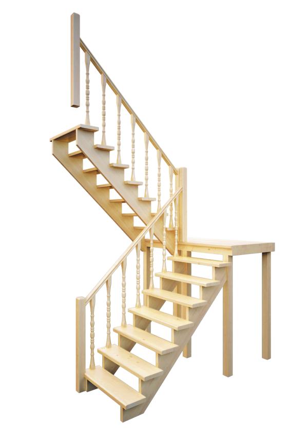 Универсальная лестница ЛЕС-62