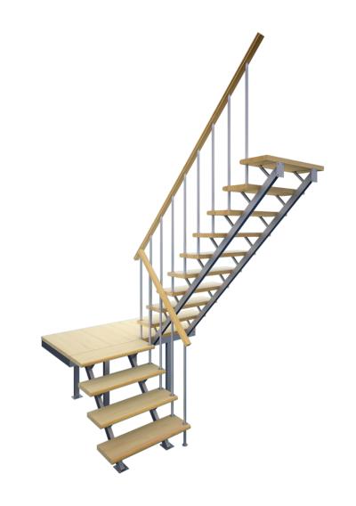 Универсальная лестница ЛЕС-06