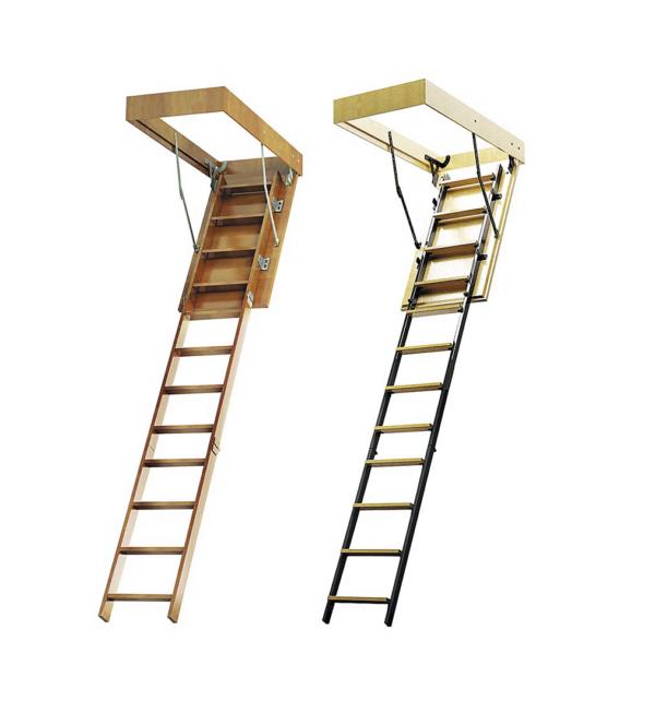 Чердачная лестница ЧЛ-6