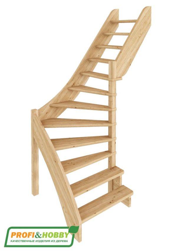 Лестница ЛС-92м2 П