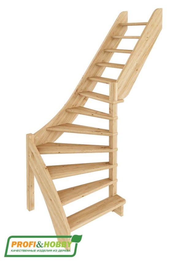Лестница ЛС-92м4 П